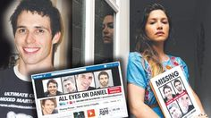 30 December 2012: The Daily Mail does a spread on Dan and three other Australian Missing Persons.
