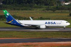 ABSA Cargo Boeing 767-300F PR-ABB