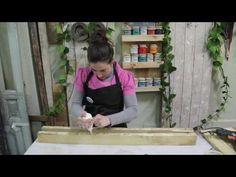 Técnicas de Restauración I: Ensamblar con tubillones - YouTube