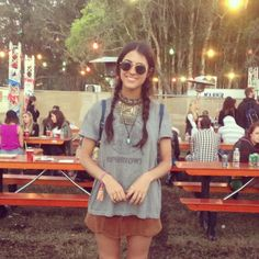 Fashion writer Iona MacLean channelled her inner hippy at this year's Splendour in the Grass. She shares her favourite style snaps from the music fest.