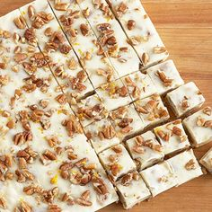 Easy White Fudge From Better Homes and Gardens, ideas and improvement projects for your home and garden plus recipes and entertaining ideas.