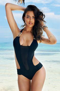 f77cbd5bad MUSTANG ONE-PIECE  beachbunny  swimwear  bikini  irinashayk SHOP  http