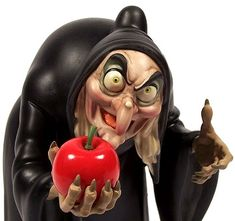"""Snow White - Evil Witch - """"Take the Apple, Dearie"""" White Witch Costume, Witch Costumes, Diy Costumes, Halloween Costumes, Costume Ideas, Halloween Poems, Halloween Art, Vintage Halloween, Halloween Halloween"""