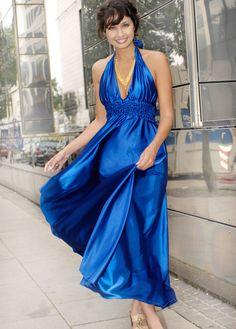 Silk Satin Dress, Satin Skirt, Satin Dresses, Gowns, Fabulous Dresses, Stunning Dresses, Nice Dresses, Party Dresses For Women, Hot Dress