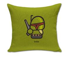 "18"" Star Wars Cartoon Themed Cushion Covers"