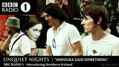 """SHOULDA SAID SOMETHING"" on BBC Radio 1"