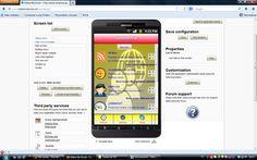 Aplicacióon para Android con Make Me Drooid
