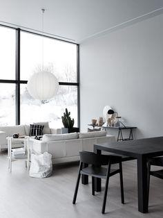 Scandinavian minimalism by Annaleena (Decordots)