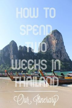 Paul & Hannah: TWO WEEKS IN THAILAND & CAMBODIA