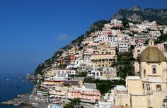 Positano. It really is this beautiful!