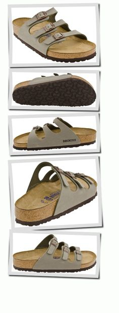 Soft Footbed - Halleluiah!! - Birkenstock Florida Soft Footbed from www.planetshoes.com