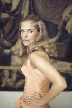 Candice Bergen, 1968