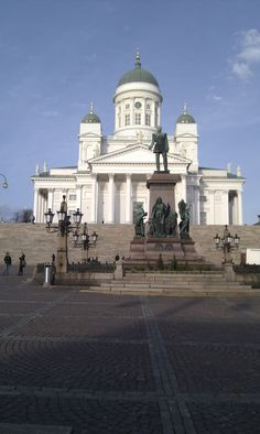 Helsinki Helsinki, Taj Mahal, Building, Places, Pictures, Travel, Life, Finland, Voyage