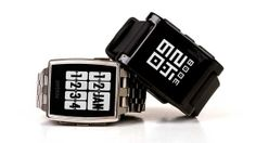 Gadgets per un dissenyador: Pebble Steel, un #smartwatch que serà tendència el 2014