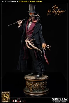 Sideshow Collectibles - Jack the Ripper Premium Format Figure