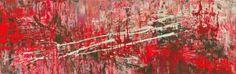 "Saatchi Art Artist Tanya Vasilenko; Painting, ""Abstract 37, triptych, all parts"" 60 H x 180 W x 3 cm #art Please, feel free to contact me. More at: https://www.facebook.com/artisttanyavasilenko/photos_stream?tab=photos_albums"