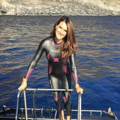 Triathlon Wetsuit, Diving Wetsuits, Scuba Gear, Womens Wetsuit, Second Skin, Sport Outfits, Training, Female, Womens Fashion