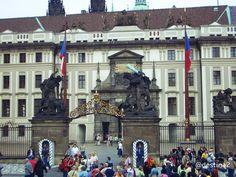 Praga.- Castillo