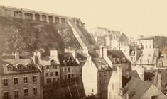 Old Quebec, Canada, Images, Louvre, Scene, European Style, Travel, Vintage, Antique Pictures