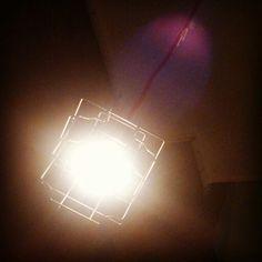 Caged light