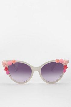 c73b350442 Toyland Cat-Eye Sunglasses - Urban Outfitters