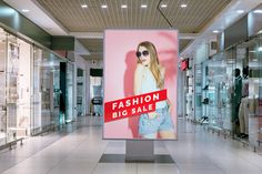 Download Shopping Center Neon Box Mockup Free Design Resources Neon Box Free Design Resources Digital Signage Solutions