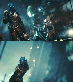 batman arkham knight | Tumblr
