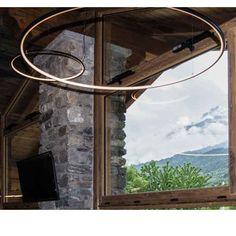 Egoluce design riiippuvalaisin lancia ledprofiili kattoon
