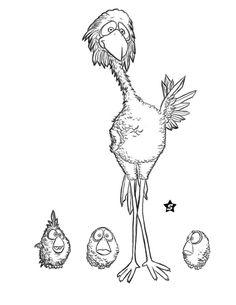 Pixar Shorts, Birds, Art, Art Background, Kunst, Bird, Performing Arts, Art Education Resources, Artworks
