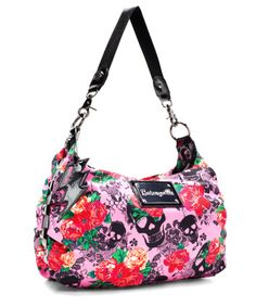 betsey johnson bag, I adore her work.....