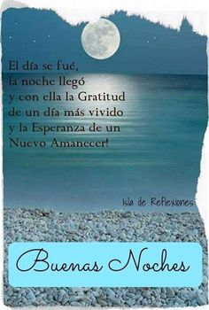 Good Night Quotes, Love Quotes, Good Night Massage, Spanish Inspirational Quotes, Night Messages, Motivational Phrases, Jehovah's Witnesses, Wall Signs, Sweet Dreams