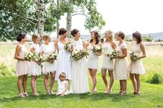Real Weddings: Dia de Pachamama at High Star Ranch | Utah Bride and Groom