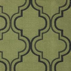 Behold, Olive Basilica Table Linen by LinenHero.com