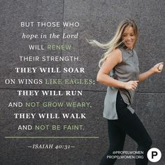 Hope gives you the strength to soar!