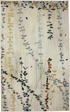 Mohawk Home New Wave Trailing Vines Multi Rug, 7'6x10' *** Be sure to check out this awesome product. (This is an affiliate link and I receive a commission for the sales)
