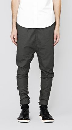 Harem Pant Khaki, Machus, Machus Clothing, I Love Ugly, I love Ugly Clothing, men's harem pant, drop crotch pant, Portland Men's store, men's street wear – machus
