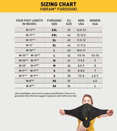 <p><strong>Vibram Furoshiki: The wrapping sole for everywhere you go, and everything do!</strong> </p>  <p> </p>  <p><strong>New</strong> from Vibram. A fashionable, packable shoe you take everywhere!</p>  <p> </p>  <p>Our latest and greatest innovation in alternative footwear! Take it Everywhere ... for everywhere you go and everything you do, there's Furoshiki!</p>