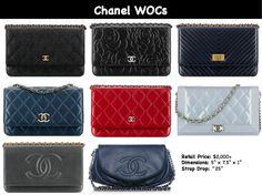 4. Chanel WOCs