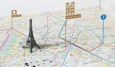 Should this be the new Metro map for Paris?
