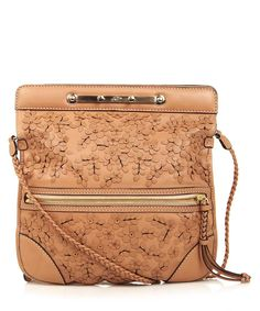 Valentino Leather appliqué bag in beige, Designer Bags Sale, Handbag Edit, Secret Sales