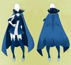 :: Commission Outfit April 13 :: by VioletKy.deviantart.com on @DeviantArt