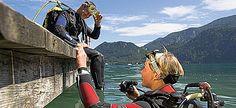 Foto: unterwasser - Oberösterreich Tourismus / Erber