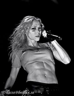 angela gossow - Google Search