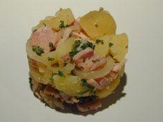 Warm Potato Salad Recipe on Chocolate & Zucchini