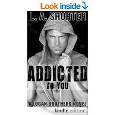 #FREE novella on Amazon! ADDICTED TO YOU by L. A. Shorter!