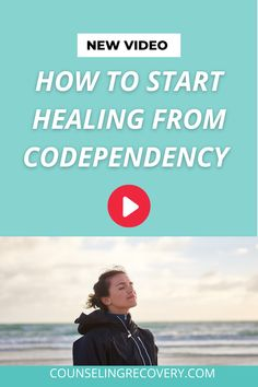 You can start healing from codependency but without a guide it can be confusing. Codependent relationships are painful but in this video you will learn 5 tips to deepen your codependency recovery so you can start to heal your relationships and yourself. Recovery starts with taking care of yourself first! #codependency #recovery #codependent #relationships Relationship Problems, Relationship Advice, Boundaries Quotes, Codependency Recovery, Relapse Prevention, Improve Communication, Coping With Stress, Improve Mental Health, Addiction Recovery