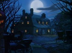 The Adventures of Ichabod and Mr. Toad (1949) Sleepy Hollow