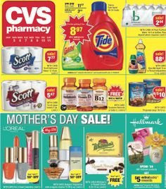 CVS Coupon Match Ups 5/19 - 5/25 | Free Colgate Mouthwash & Much More! - http://www.livingrichwithcoupons.com/2013/05/cvs-coupon-match-ups-519.html