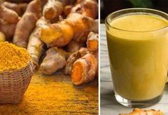 7 000 Studies Confirm Turmeric Can Change Your Life Here are 7 Amazing Ways to Use It Turmeric was dubbed the golden spice thanks to its color but also its amazing health benefits. The spice is commonly used in the Asian cuisine [. Turmeric And Honey, Turmeric Juice, Turmeric Smoothie, Turmeric Recipes, Ground Turmeric, Smoothie Curcuma, Healthy Drinks, Healthy Recipes, Healthy Man