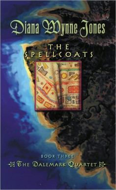First read this when I was 12 and have read it nearly every year since...fascinating and unusual tale that never fails to delight me!    The Spellcoats: Book Three of the Dalemark Quartet by Diana Wynne Jones